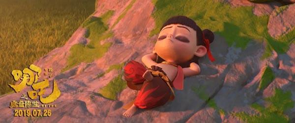 Chinese animated film Ne Zha sets new record