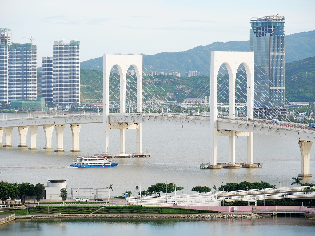 Macao's new approved residential mortgage loans surge 53.1 pct in June