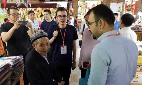 Turkish reporters in Xinjiang dispel rumors and recognize China's de-radicalization work