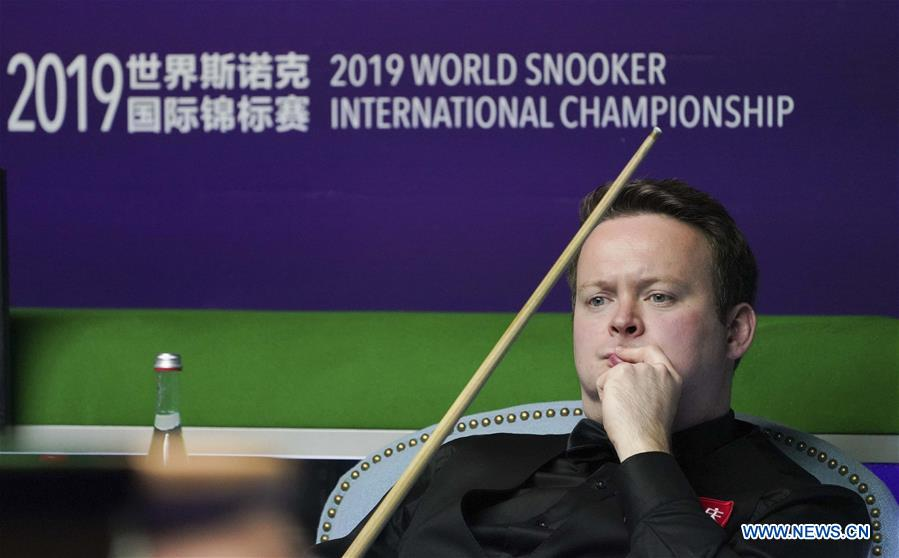 Highlights of 2019 World Snooker Int'l Championship finals