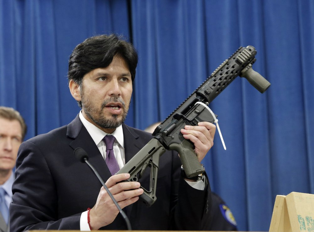 Reshaping of federal courts concerns gun control supporters