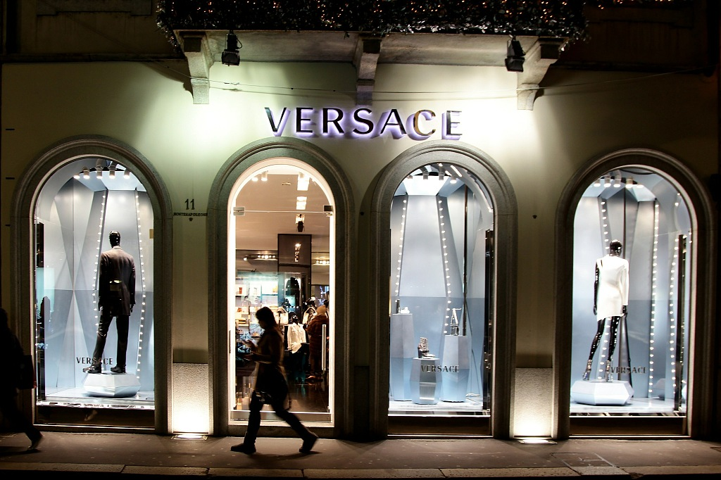 Versace apologizes for clothing mislabeled regarding HK, Macao