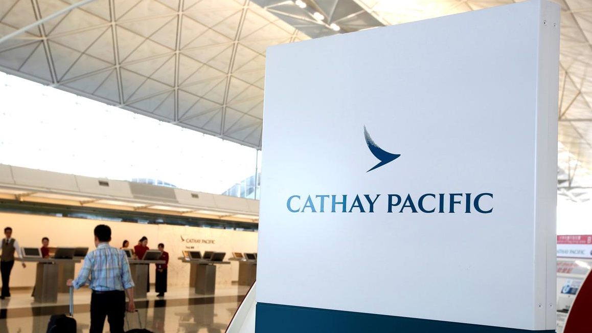 Cathay Pacific warns staff against supporting 'illegal protests'