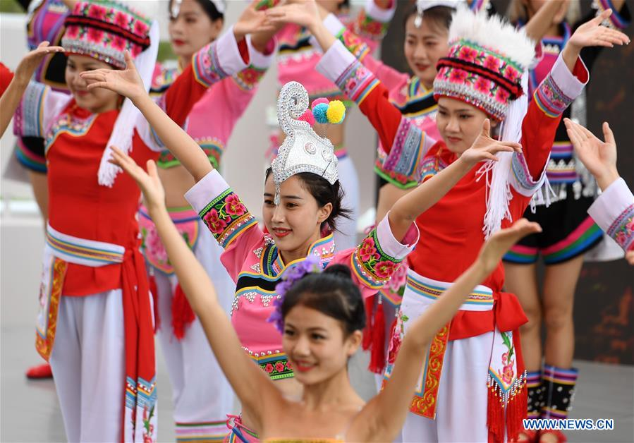 'Yunnan Day' event held at Beijing expo