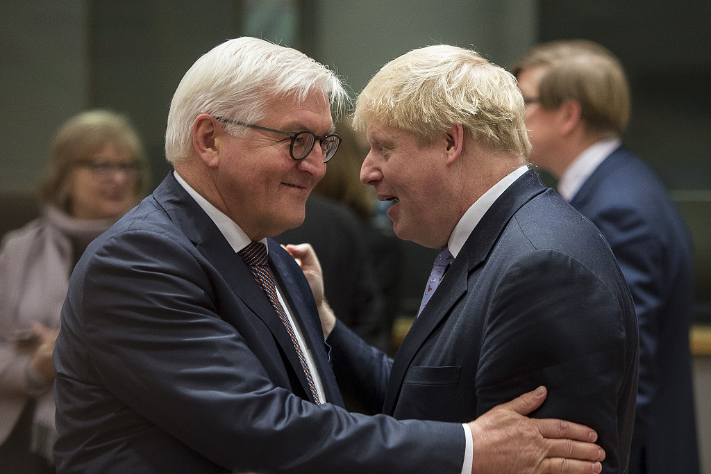 British PM Johnson to meet Ireland's Varadkar over Brexit: report