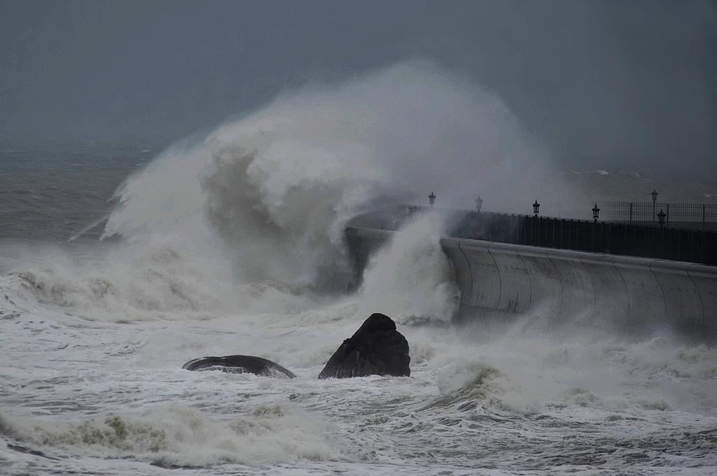 Typhoon Lekima leaves 45 dead, 16 missing in China