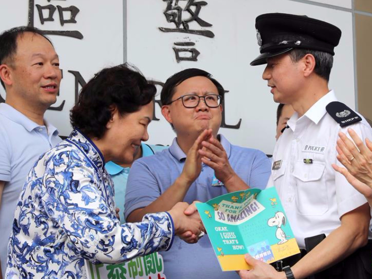 Violence flares as HK protests start 9th week
