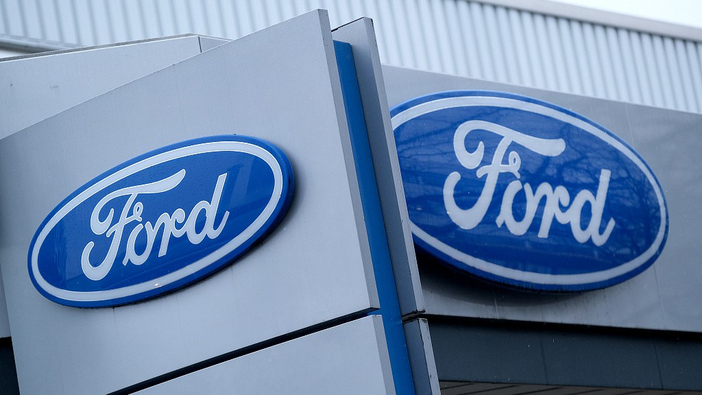 Ford to build product R&D, operations centers in East China
