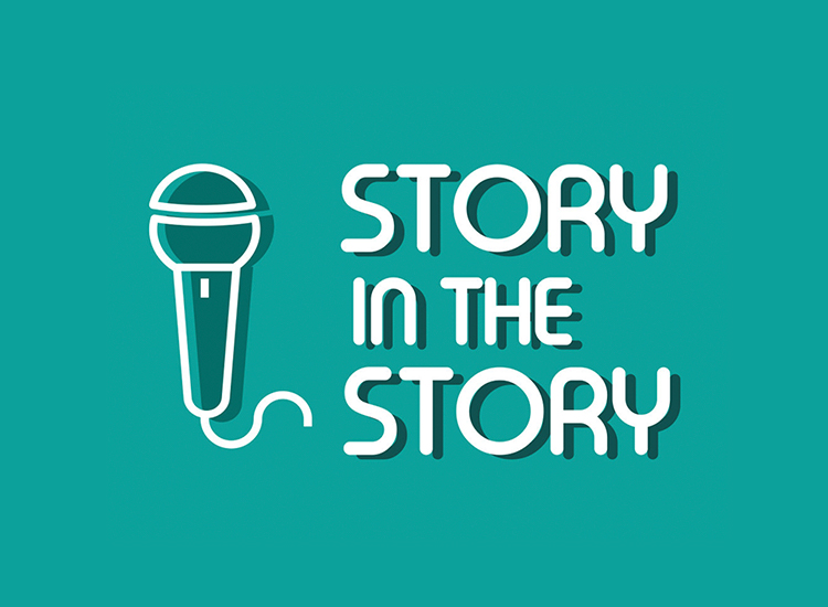 Podcast: Story in the Story (8/13/2019 Tue.)