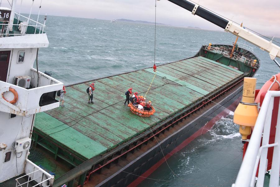 Lekima batters coastal regions as death toll rises