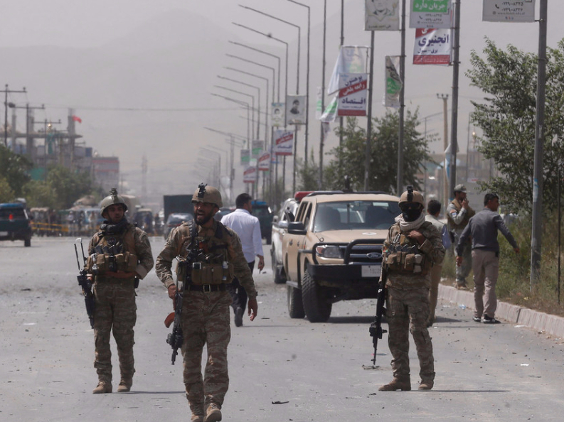 Latest Taliban talks end without agreement