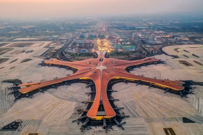 Tickets for Beijing Daxing International Airport flights on sale