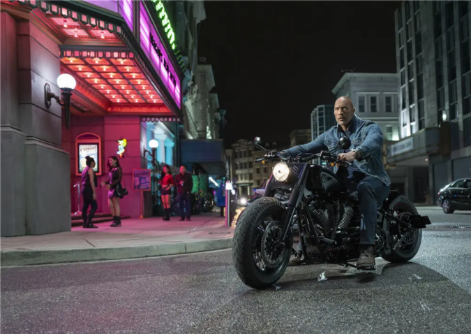 'Hobbs & Shaw' loses speed but still leads N.American box office