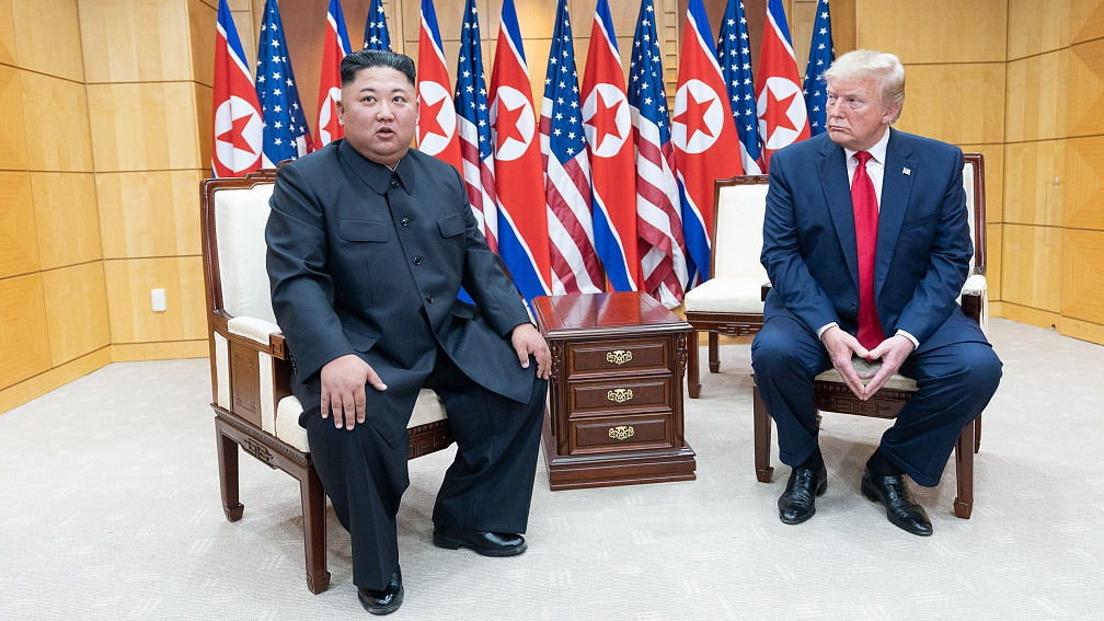 ROK: DPRK eyes nuclear talks with US after military drills