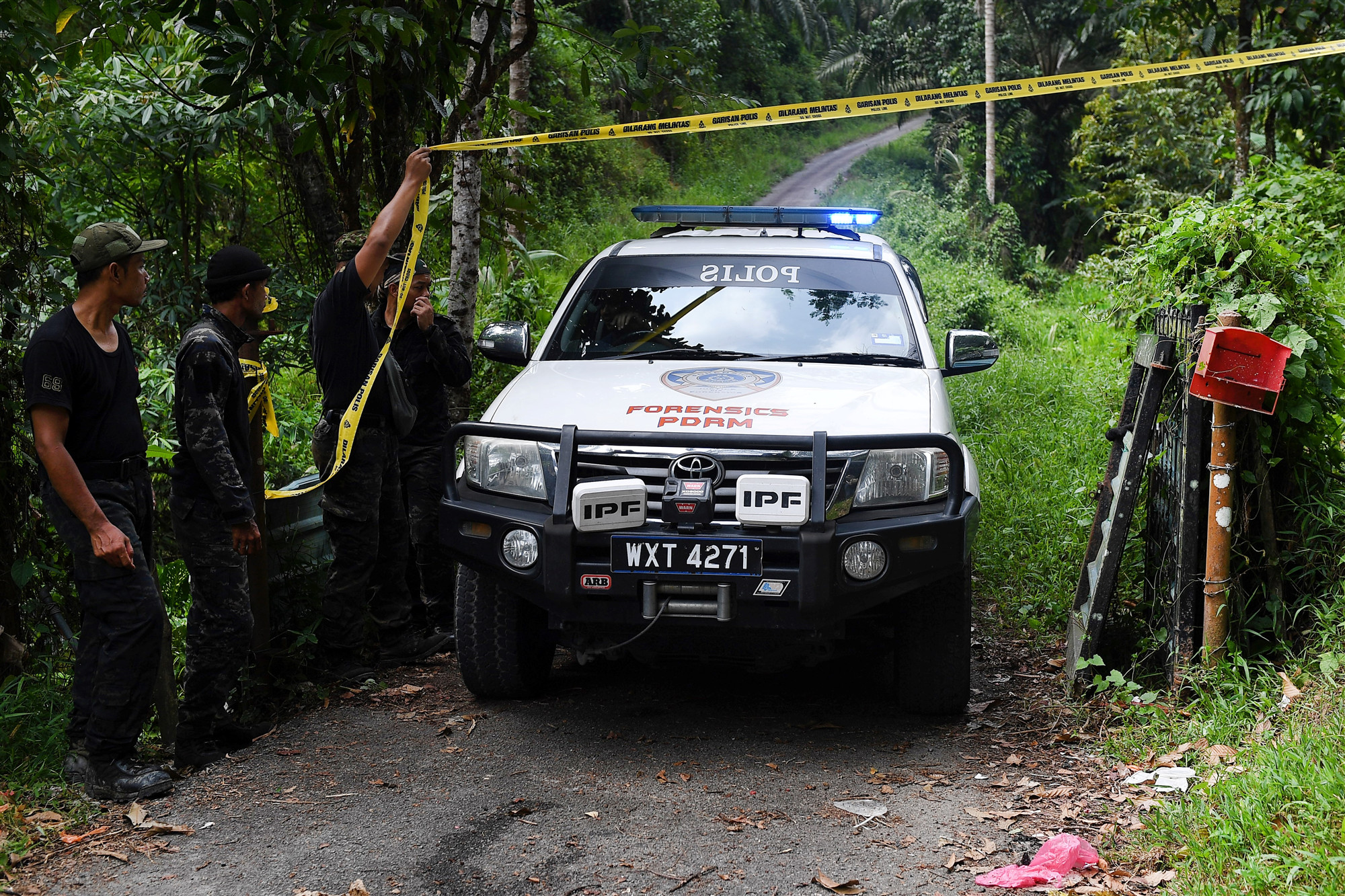 Body found in hunt for missing teen in Malaysia: UK charity