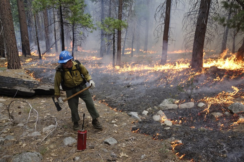 US West struggles to hit goals of fighting fire with fire