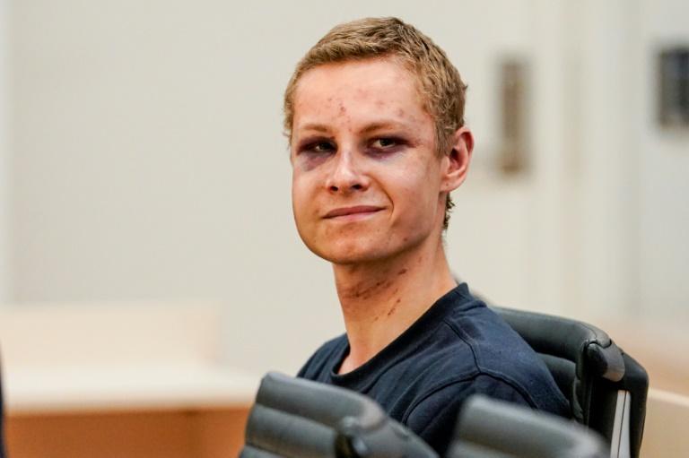Norway mosque 'terror attack' suspect remanded in custody