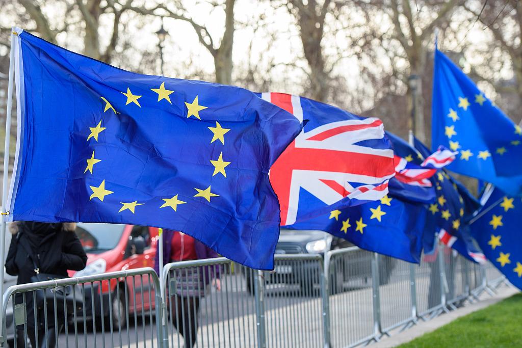 British start hoarding ahead of Brexit