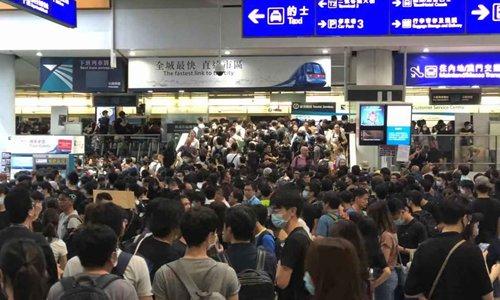 Color revolution aims to ruin HK's future
