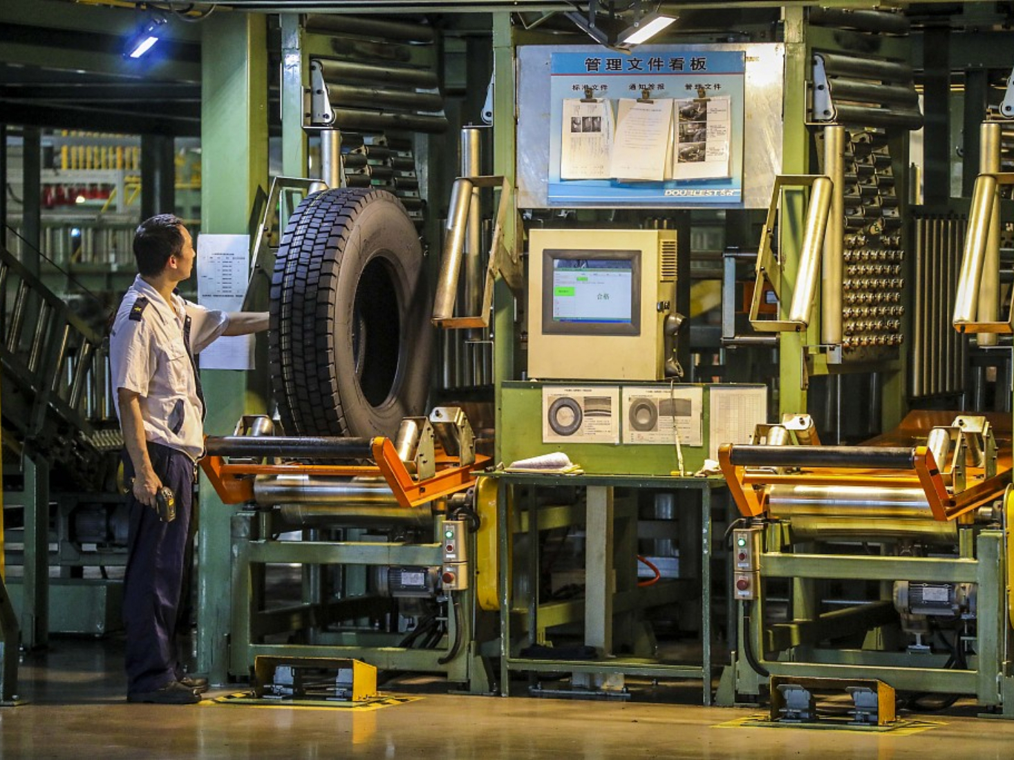 Despite manufacturing slowdown, China's economy remains stable in July