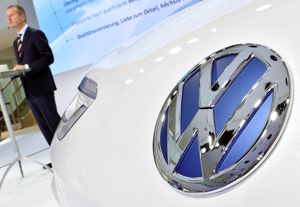 Vehicle sales of Volkswagen brand VW decline in July