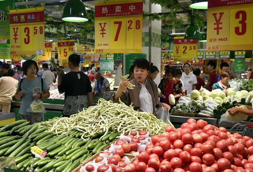 China consumer trend index remains at high level in Q2: report