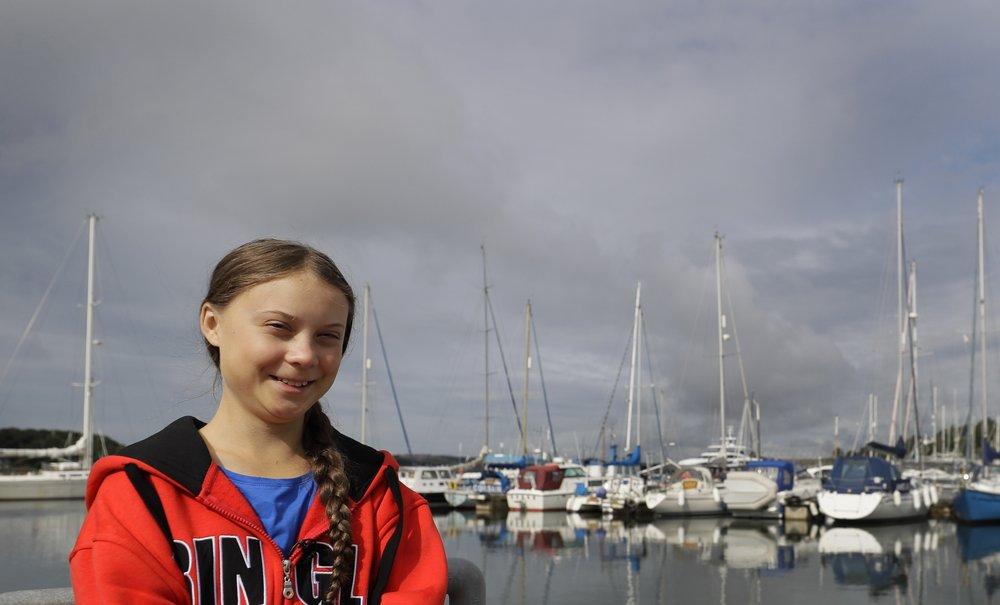 Greta Thunberg's sailing adventure no pleasure cruise