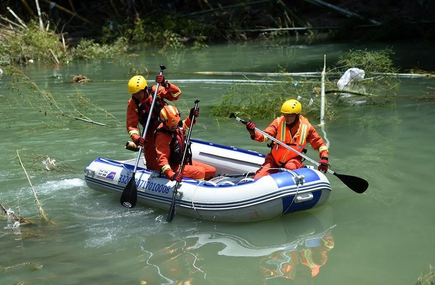 China allocates 378 mln yuan for disaster relief