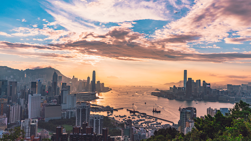 HK cuts GDP growth forecast for 2019