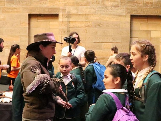 """Australia's """"Science in the City"""" makes science more interesting"""