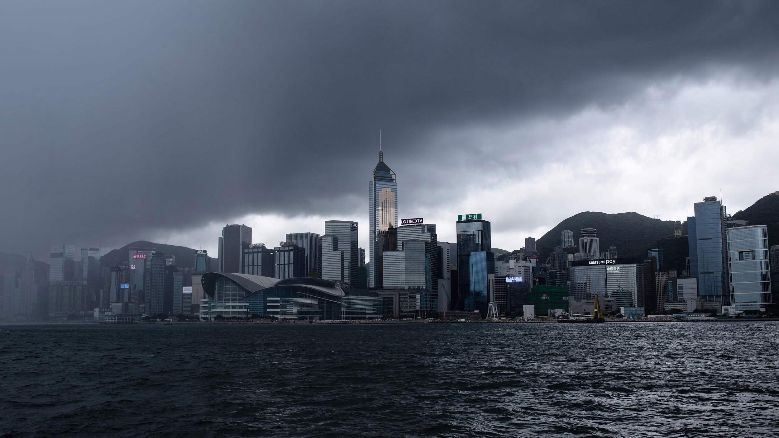Hong Kong police arrest 748 violent protesters since June 9