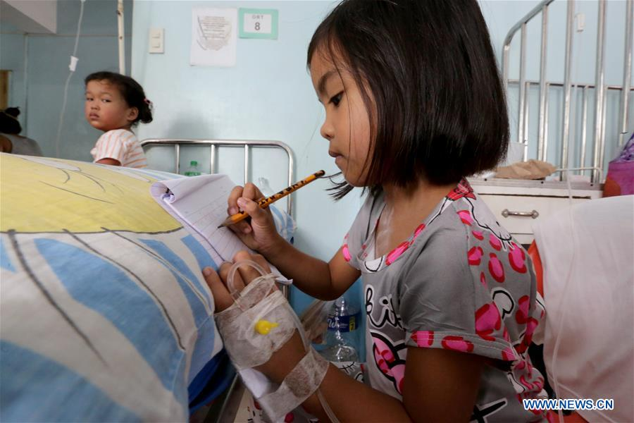Dengue cases in Philippines continue to rise, reaching over 167,000 with 720 deaths
