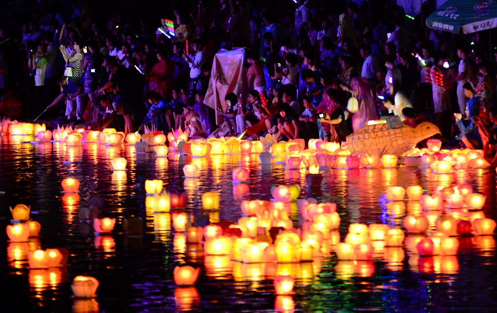 Ghost Festival in China and ghost culture around the world