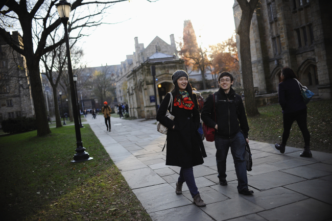 Call made for privacy of Chinese students in the US to be protected
