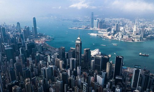 Time for West to get rid of bias and show world the real Hong Kong
