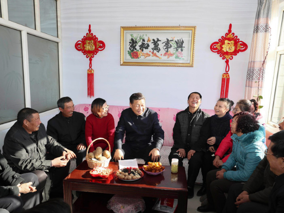 Xi's article on poverty relief to be published