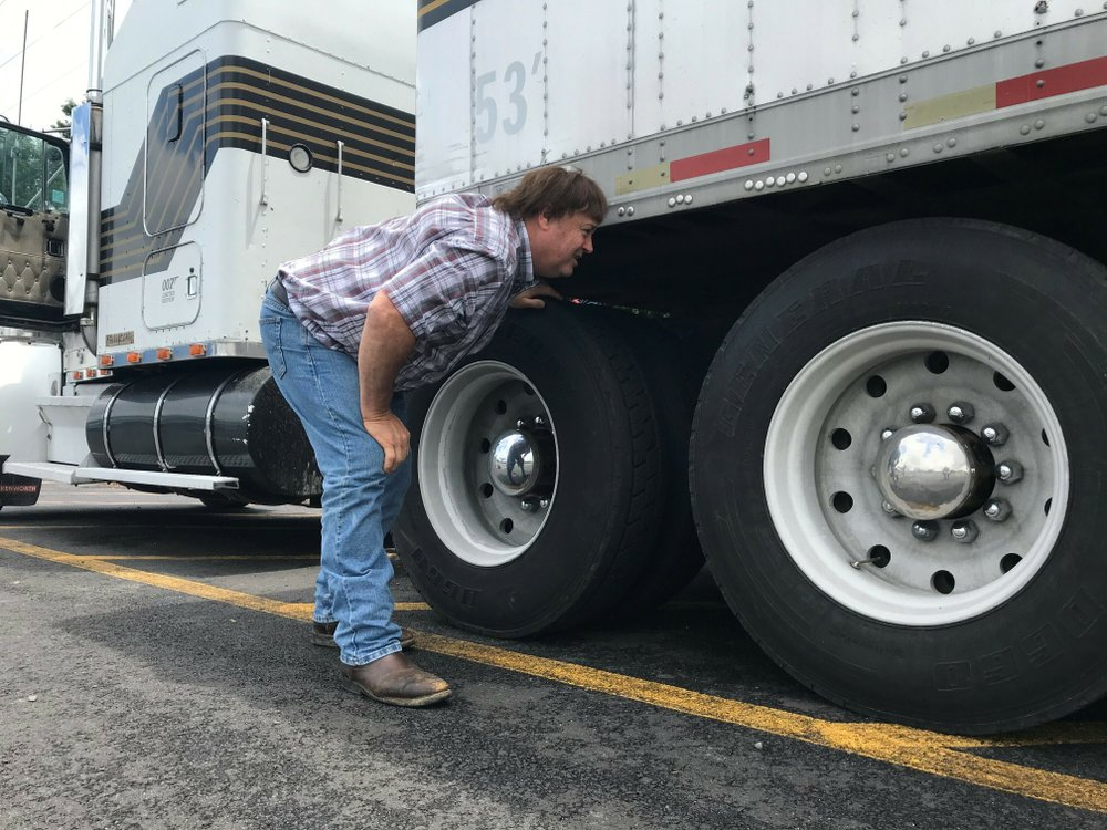 Administration takes step to relax trucker drive-time rules
