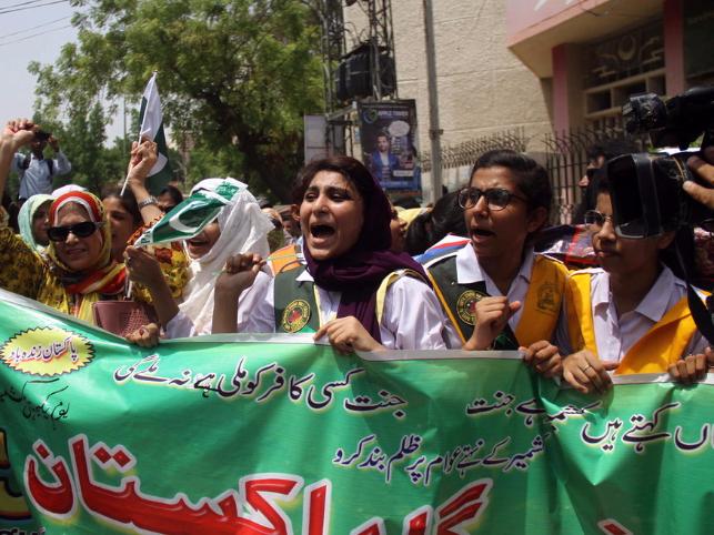 India's bet on Kashmir could prove dangerous