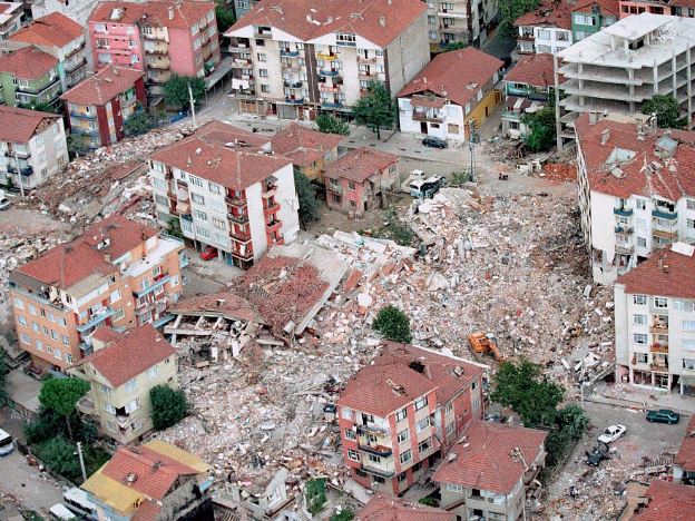 20 years after deadly quake, Istanbul not ready for 'Big One'