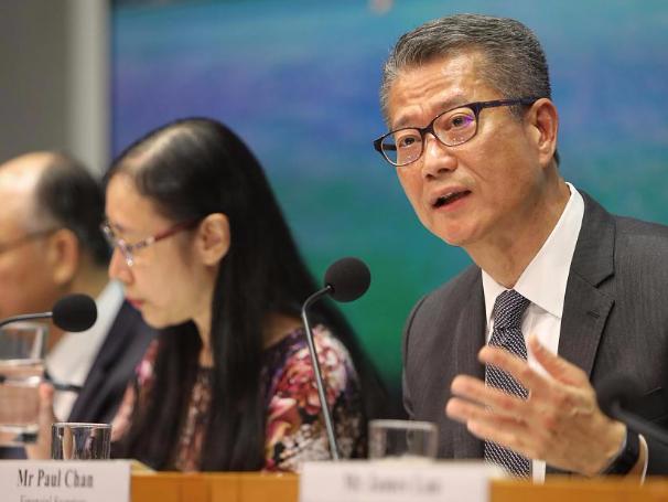 HKSAR gov't to spend 19.1 bln HKD on relief measures