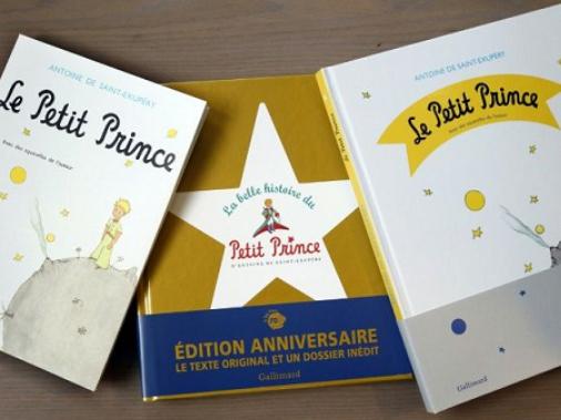 'The Little Prince' sketches found in Switzerland