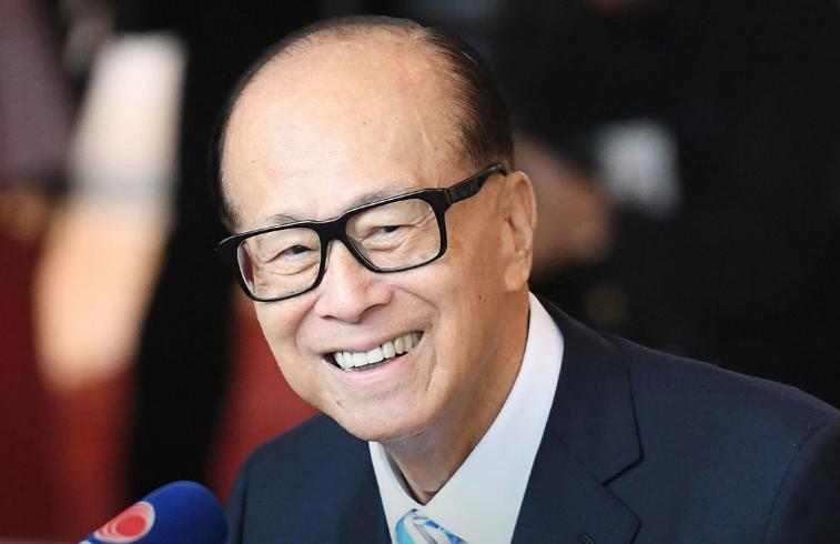 HK tycoon Li Ka-shing publishes statement against violence