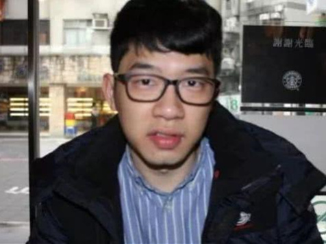 'HK independence' activist flies to US after organizing a strike