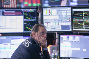 Recession signal increases market pressure