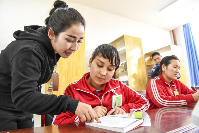 China releases white paper on vocational education and training in Xinjiang