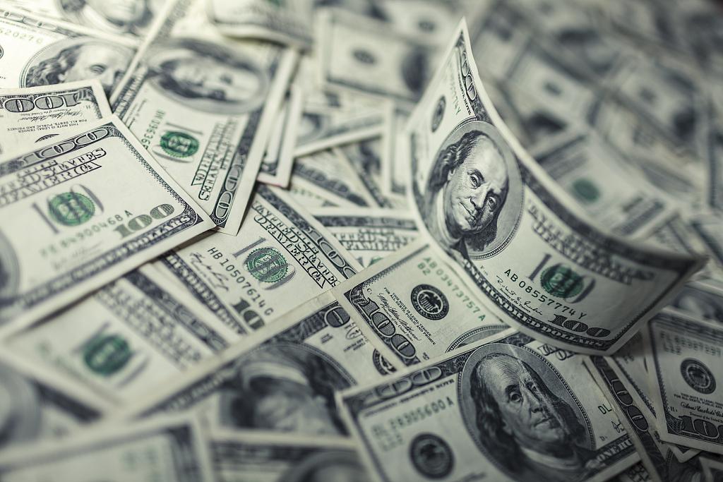US dollar rises amid economic data