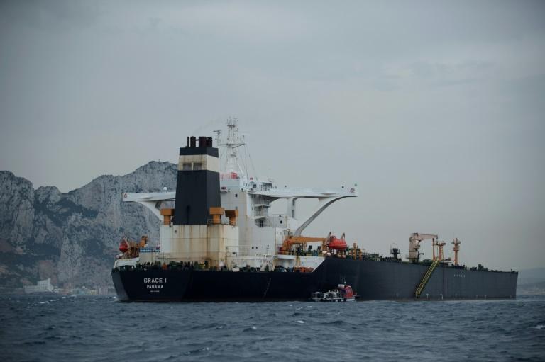 US asks Gibraltar to hold Iranian tanker in detention: govt lawyer