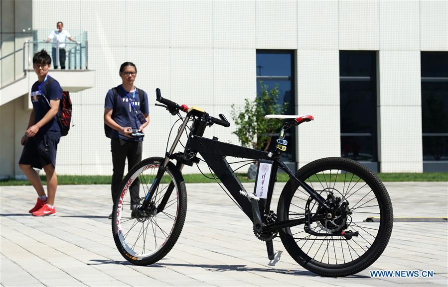 2019 Int'l Competition of Autonomous Walking Intelligent Robots kicks off in Beijing