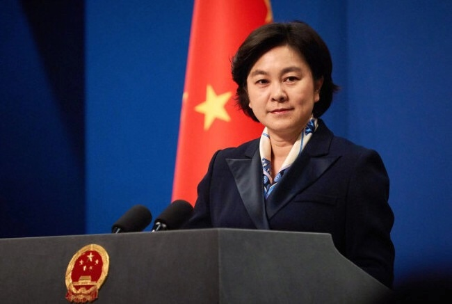 China responds to U.S. remarks on Hong Kong: FM