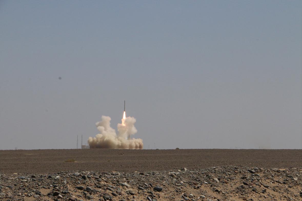 Commercial carrier rocket SD 1 makes debut flight